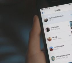 Mute Instagram Direct Message Notifications