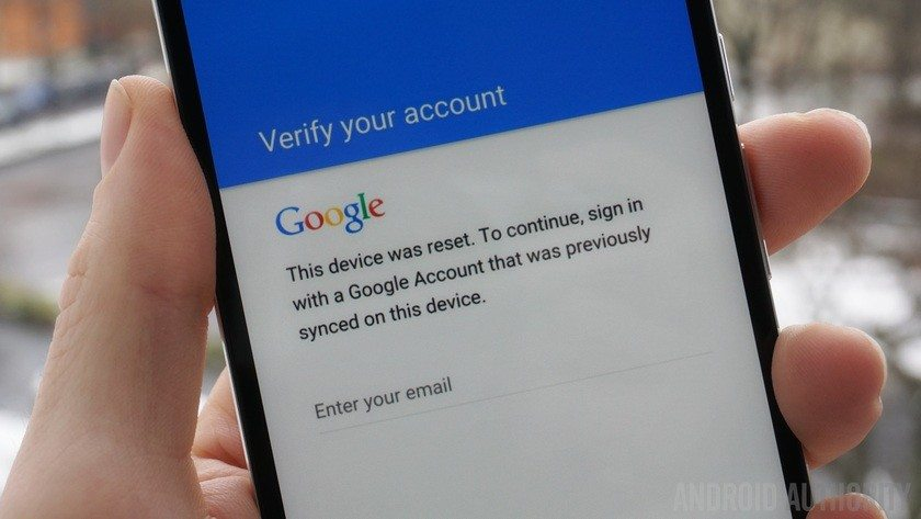 How to Bypass Nexus Factory Reset Protection