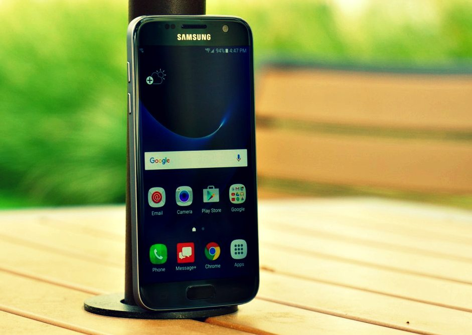 How to Fix Galaxy S7 Stuck at Samsung Logo -