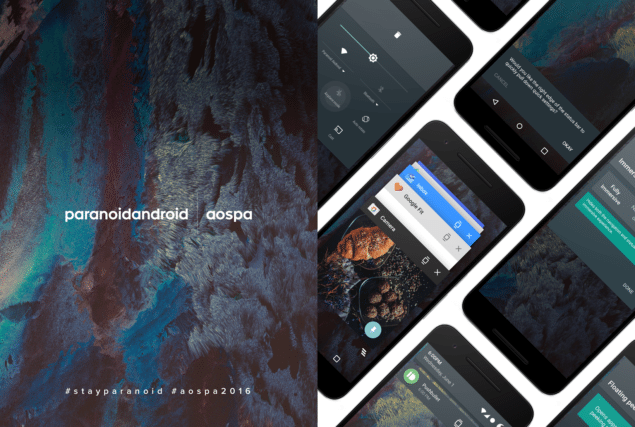 Install Paranoid Android 6 ROM on Nexus 6P