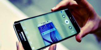 How to fix samsung Galaxy S6 frozen screen