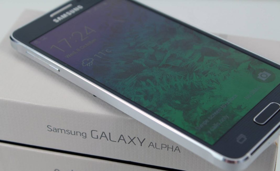 How to Install TWRP on Galaxy Alpha -