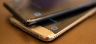 TWRP custom recovery on Samsung Galaxy. Samsung Galaxy S7 freezing