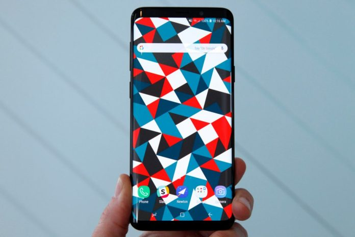 Fix Galaxy S9 Not Registered on Network -