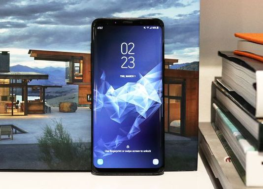 Samsung Galaxy S9 Software Update Failed