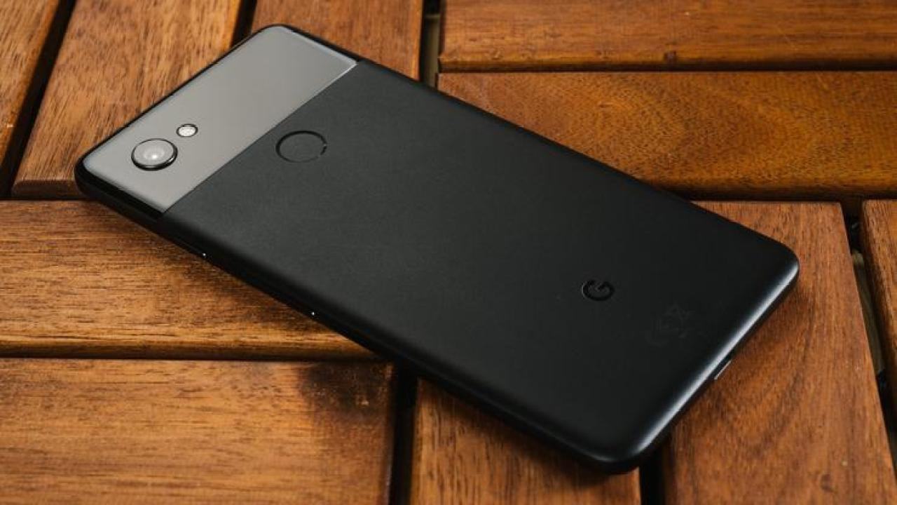 Install stock firmware on Pixel 2 (Install Rescue OTA