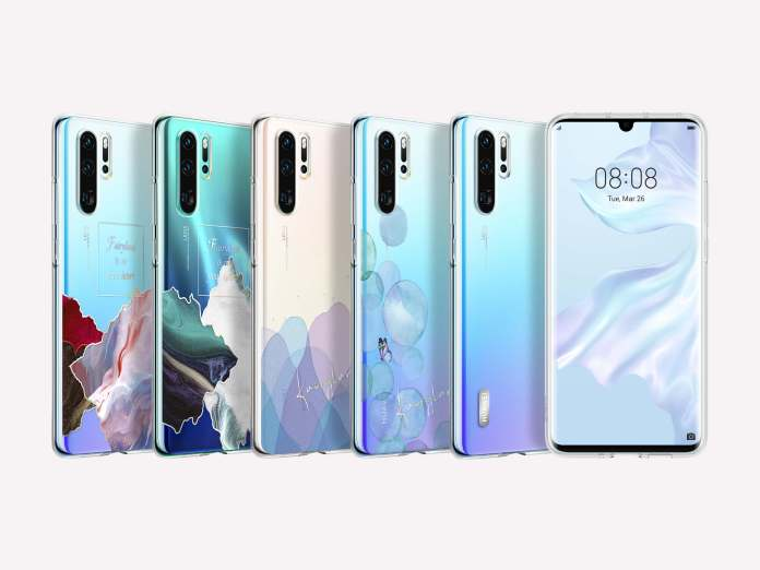 Guide to locate lost Huawei P30