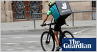 """Deliveroo says it plans to pull out of Spain, citing limited market share; Spain unveiled a """"rider law"""" in March to reclassify couriers as employees (Jasper Jolly/The Guardian)"""