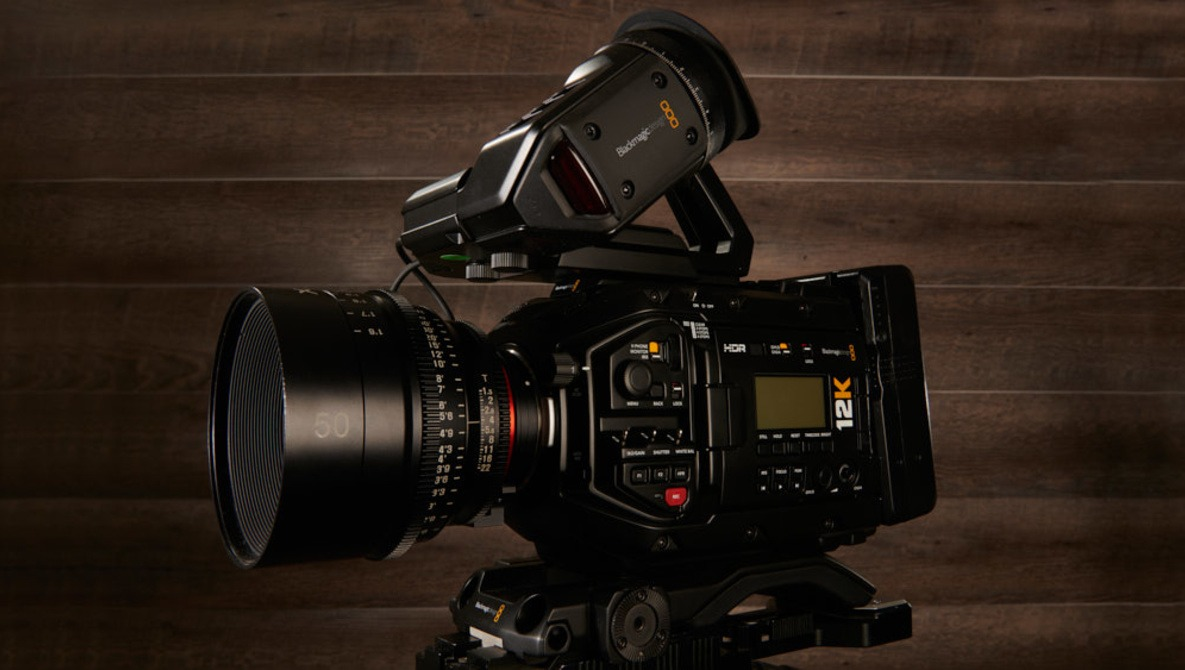 Blackmagic Design URSA Mini Pro 12K: What's It Like To Shoot A Commercial With A 12K Camera?