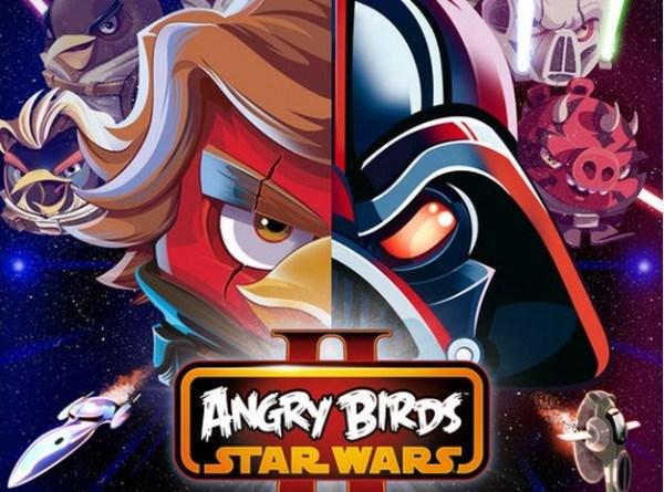 angry birds starwars II