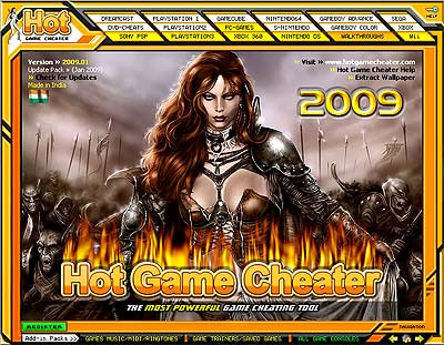 HotGameCheater2009 - Hack Android Games