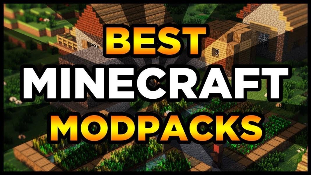 best minecraft modpacks