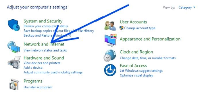 Get WiFi Passwords Network