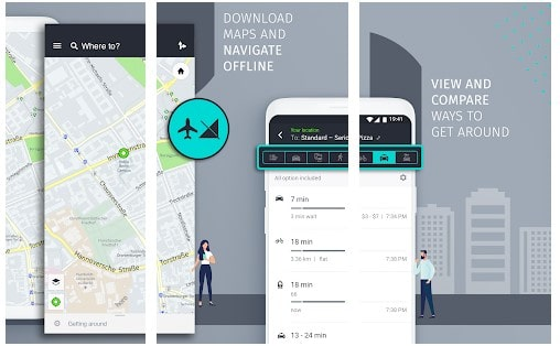 Best Offline Map App