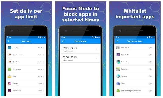 Digital Wellbeing Apps Android