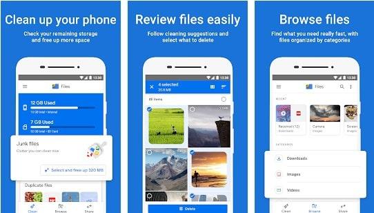 Storage Analyzer Apps Android