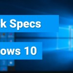How To Check PC Specs On Windows 10 (System Information)