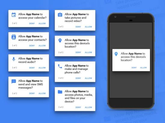 Remove Permissions For Android