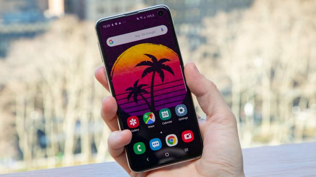 samsung s10 e last phone of top 5 mobiles
