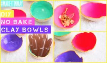 How to Make no Bake Clay