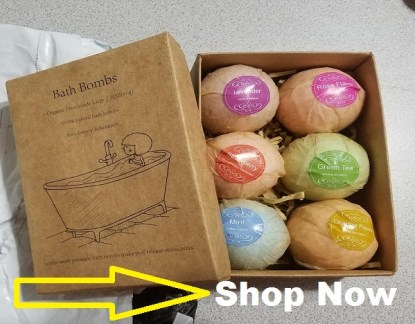 best bath bombs gift sets