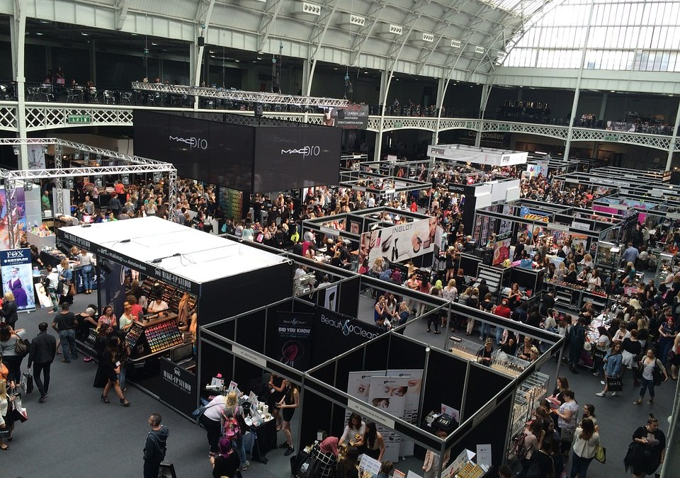 Ensuring Your Trade Show Display Stands Out Amongst the Crowd