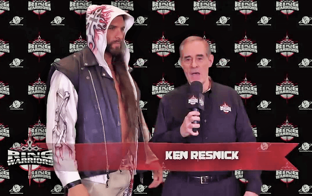 Interview with Veteran Wrestling Broadcaster Ken Resnick – His Return to Television
