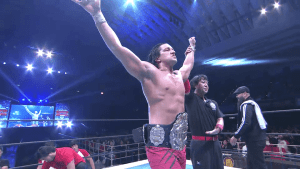 Jay White captures the IWGP Championship
