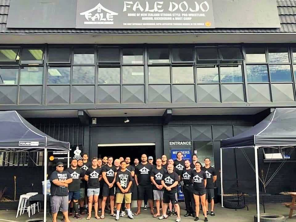 Fale Dojo Exhibition – Showcasing New Zealand Strong Style