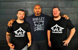 Fale Dojo Young Lions Liam Fury and Patrick Schischka join NJPW Dojo