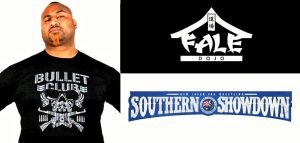Fale Dojo at NJPW Southern Showdown