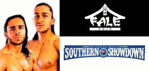 Tome and Stevie Filip – Fale Dojo at NJPW Southern Showdown