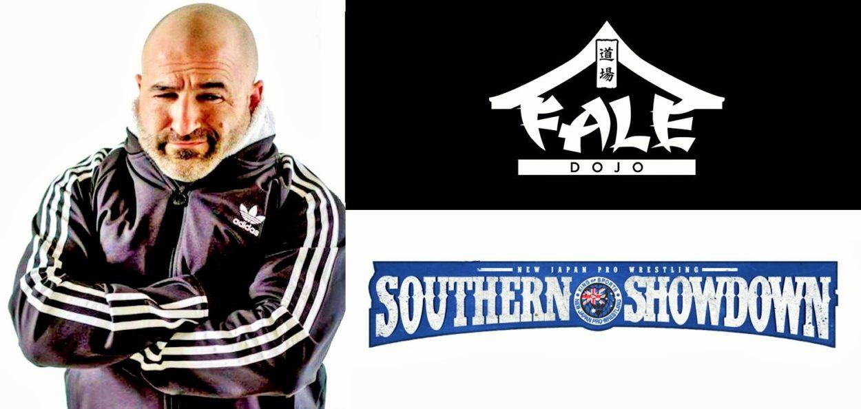 Tony Kozina – Fale Dojo at NJPW Southern Showdown