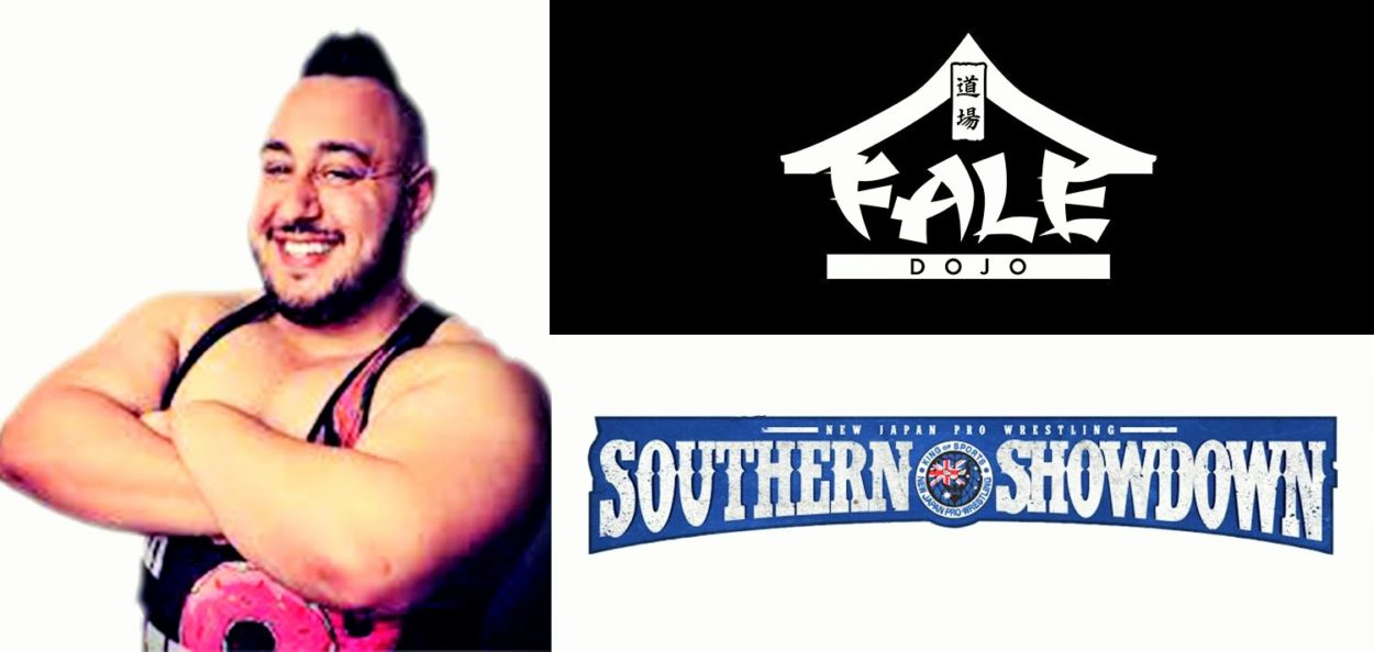 Gino Gambino – Fale Dojo at NJPW Southern Showdown