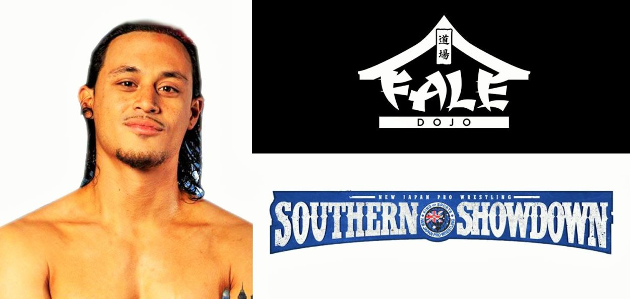 Aaron Solow – Fale Dojo at NJPW Southern Showdown