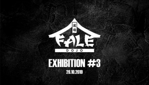 Fale Dojo Exhibition #3 – the Home of NZ Strong Style! 26 October