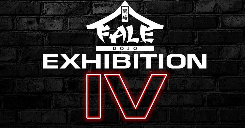 Fale Dojo Exhibition #4 – Live Pro Wrestling, November 16