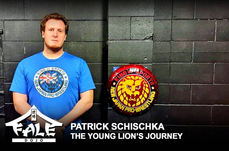 Patrick Schischka – The Young Lion's Journey