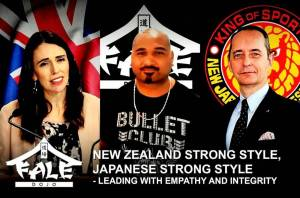 New Zealand Strong Style, Japanese Strong Style – Leading With Empathy and Integrity