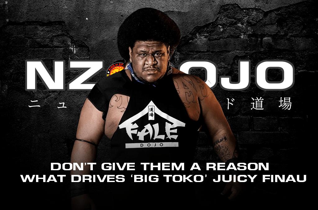 Don't Give Them A Reason – What Drives 'Big Toko' Juicy Finau