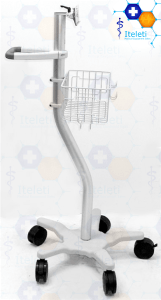 GCX Roll Stand Kit for Welch Allyn Propaq