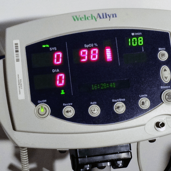 Welch Allyn 300 Series 53NTO