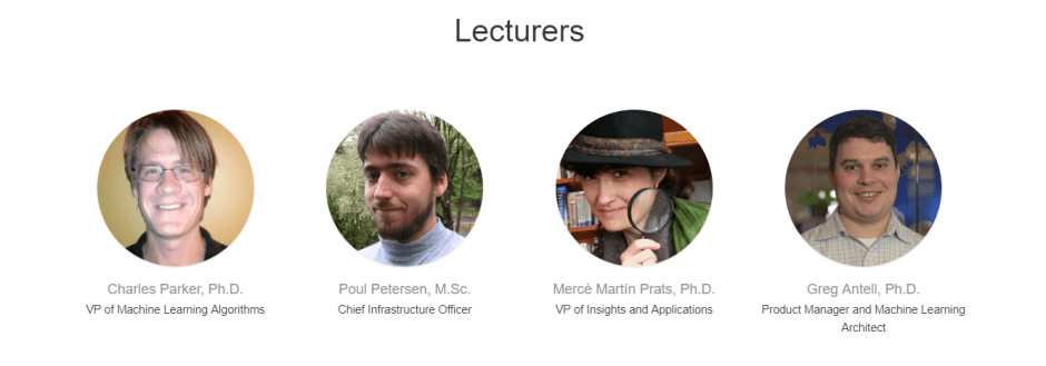lecturers MLSEV
