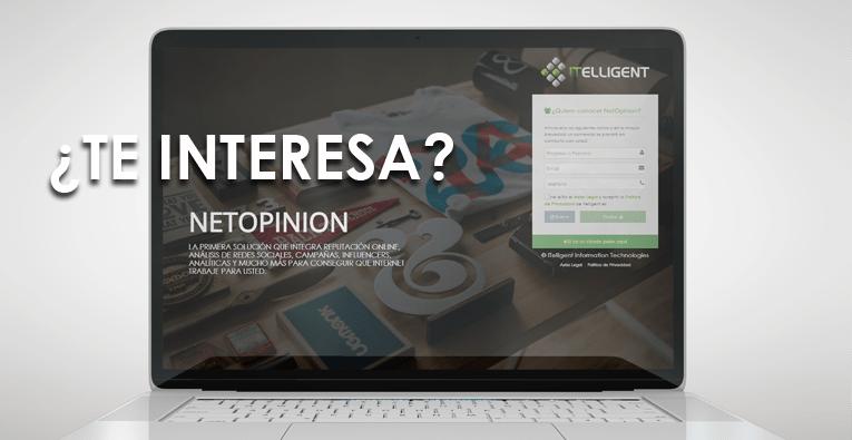 plataforma netopinion contacto