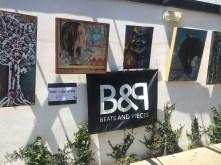 Beats and Pieces Art Display