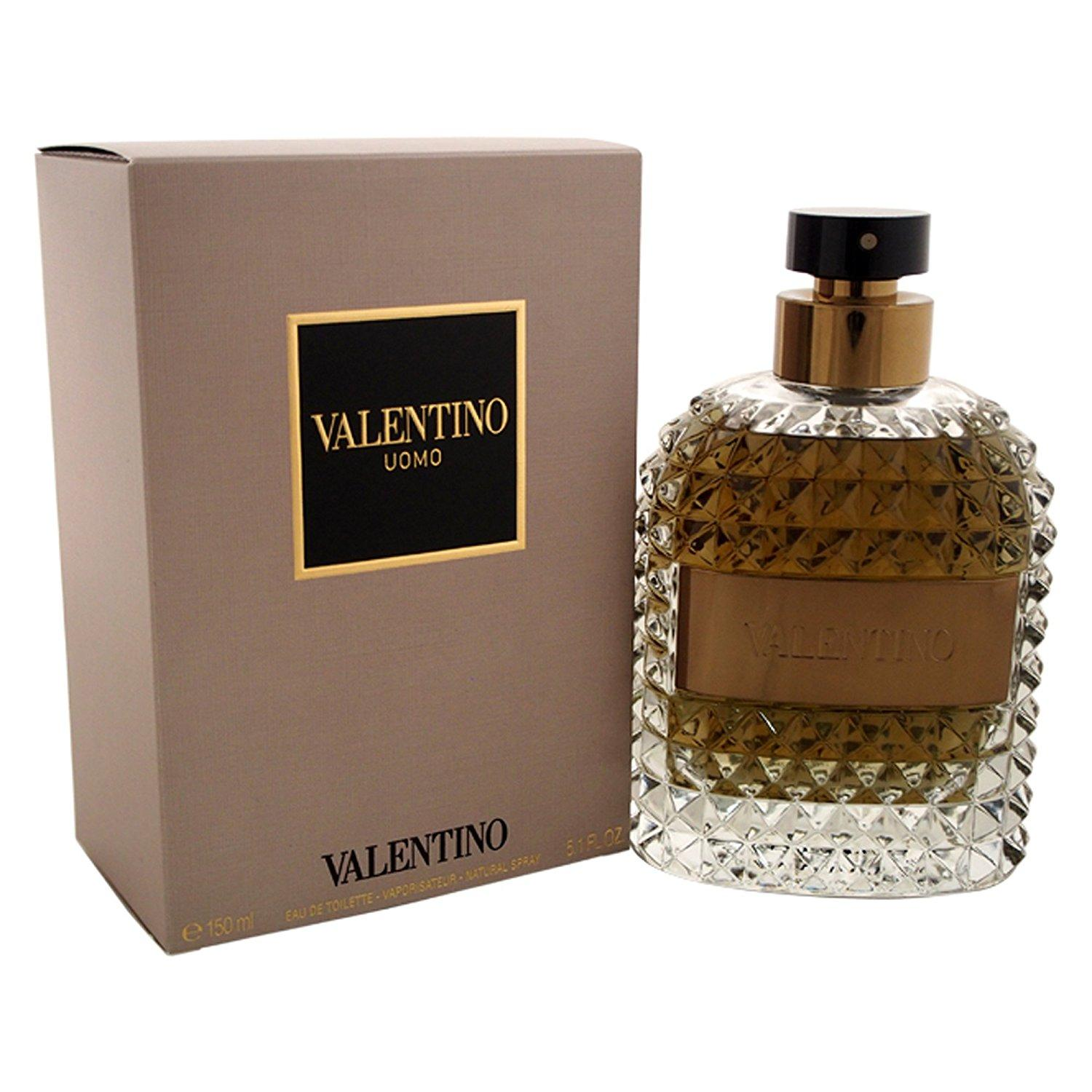 Valentino Uomo Cologne By Edt Spray 51oz150ml For Men