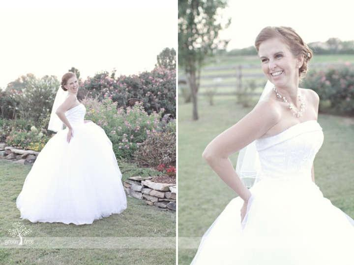 Michelangelo White Strapless Tulle Ball Gown With Beaded