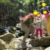 【山のふるさと村】からの登山!鞘口峠へ(往復3時間)