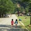 夏場におすすめ!青根キャンプ場で川キャンプ!