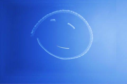 【見逃し限定】Fly for ALL #大空を見上げよう!東京の空にニコちゃんマークが現れた!